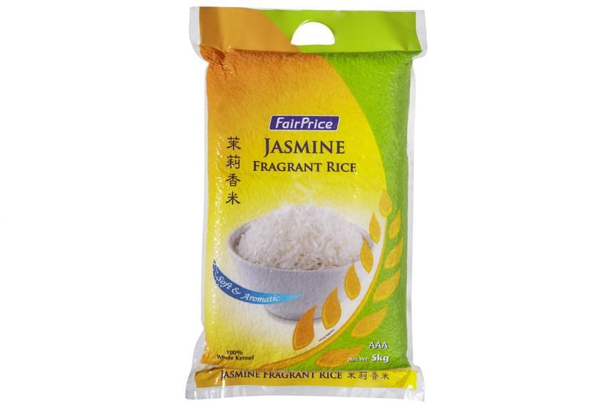 Supermarket chain FairPrice has debunked online rumours that its housebrand jasmine fragrant rice is made of plastic.
