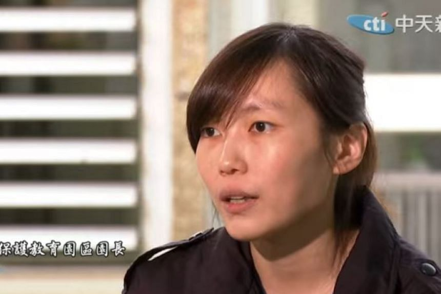 Vet Chien Chih-cheng put herself to sleep using the same drugs she used on the dogs at her shelter on May 5, 2016.