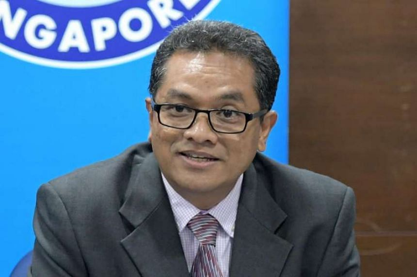 Former FAS president Zainudin Nordin was on the list of four male candidates who submitted their names to contest the election.