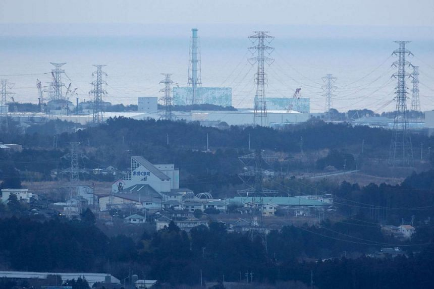 Radiation levels inside the Fukushima Daiichi plant's No. 2 reactor were estimated at 530 sieverts per hour at one spot, said Tepco on Feb 2, 2017.