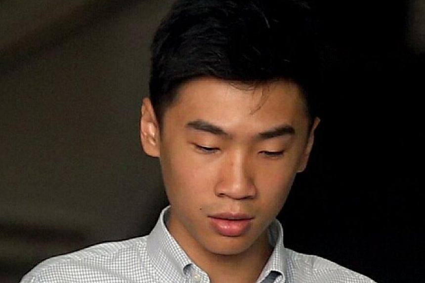 Yeo was jailed for four months. He had threatened to sell the videos if his former girlfriend did not pay him $4,000.