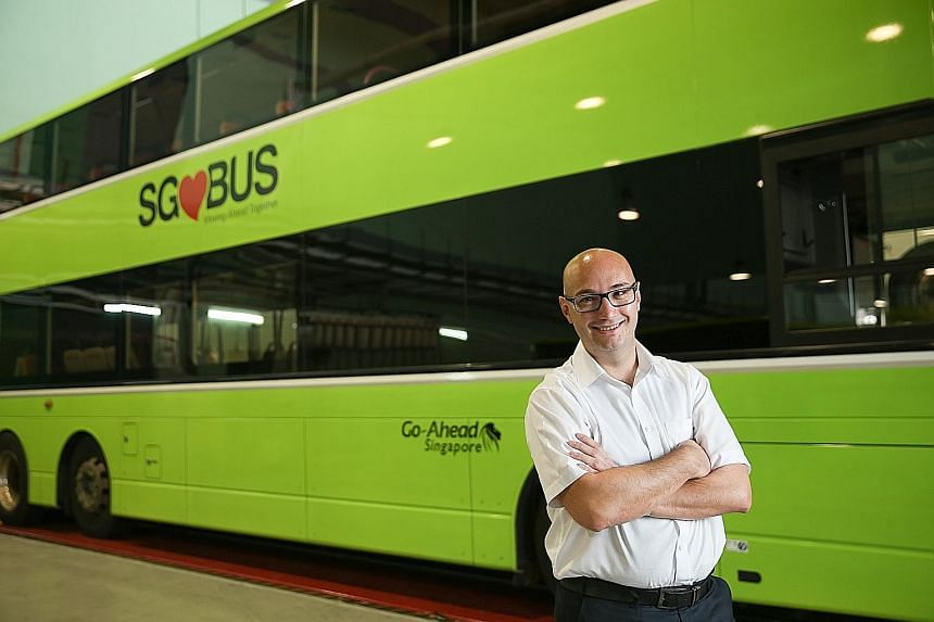 Go-Ahead's new managing director David Cutts says the firm has learnt from its teething problems.