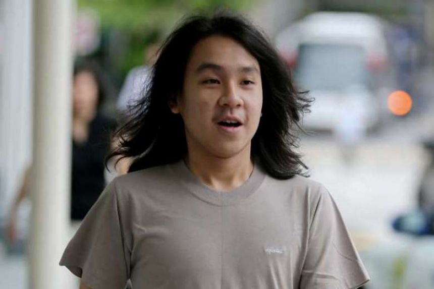Singaporean teenage blogger Amos, who has been detained since arriving in the US on Dec 16, will remain in custody until his final asylum hearing in March.