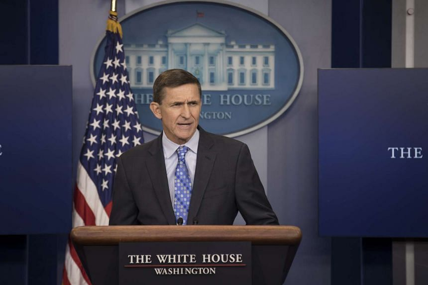 "Michael Flynn warned on Wednesday (Feb 1) that Iran is ""on notice"" over the test launch. He also cited Iran's support of rebels seeking to overthrow a US-backed government in Yemen."