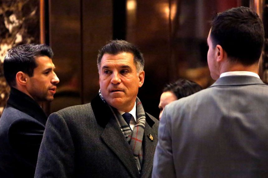 Mr Vincent Viola was quoted as saying that he would not be able to successfully navigate the confirmation process.