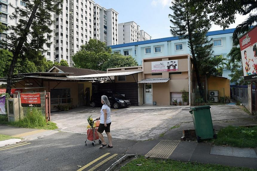Character Montessori in Punggol was served a lease termination notice after owing SLA two months of rental fees. The centre was told yesterday that it could remain open, provided it pay the outstanding sum, as well as this month's rent, by March 7.