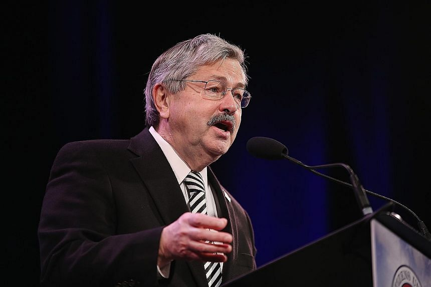 Mr Trump's nomination of Mr Branstad to the post has been well-received.