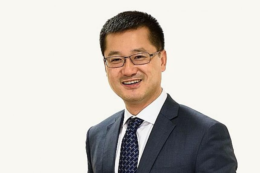 Mr Mei is a co-founder of GLP and the former CEO of logistics giant Prologis.