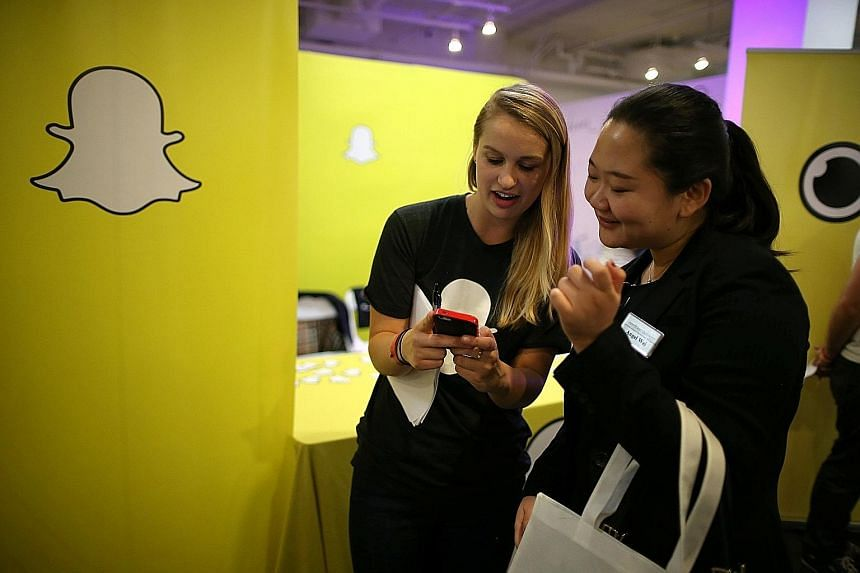 The number of Snap's daily active users grew to an average of 158 million at the end of December, up 48 per cent year on year, the company has revealed.