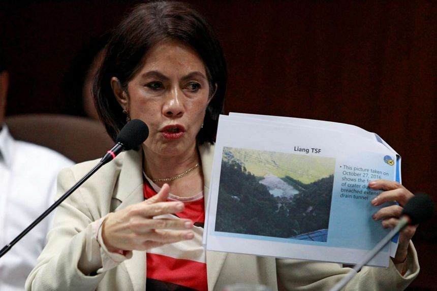 Ms Gina Lopez's move to close some two dozen mines was met with concern among two of her colleagues, who said it could affect the economy and employment.