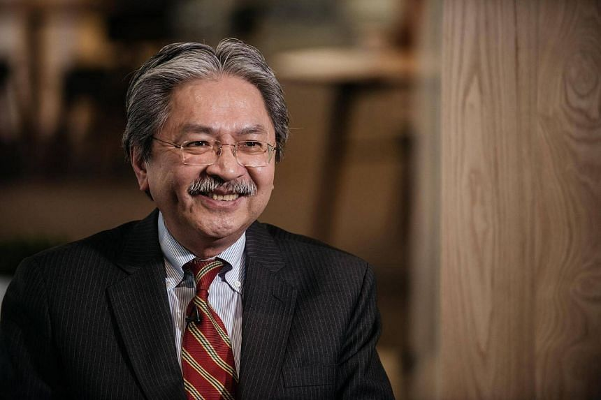 Chief executive contender John Tsang  has raised more than HK$3 million (S$545,000) within days of launching a crowdfunding drive to fund his campaign.