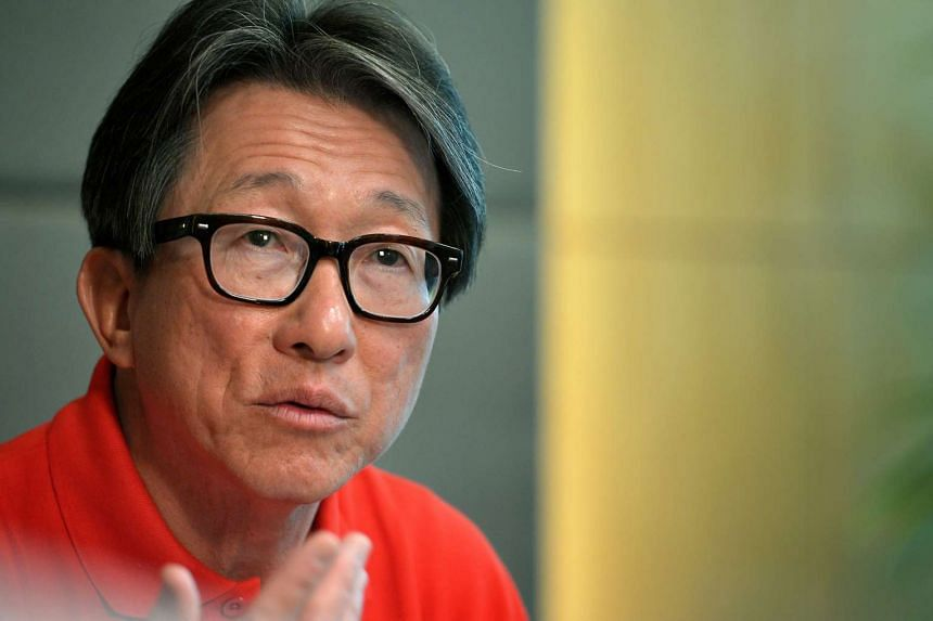Manpower Minister Lim Swee Say rapped Surbana Jurong for the manner in which it laid off 54 workers last month.