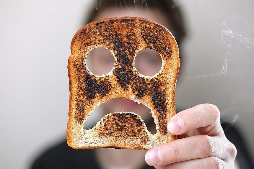 While the jury is still out on the harmfulness of acrylamide, it does not hurt to take precautions, like not burning your toast.