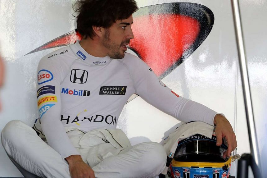 Nico Rosberg wanted Mercedes to replace him with Fernando Alonso (pictured).