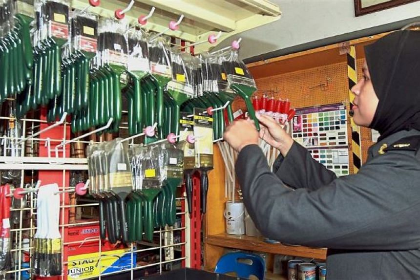 Malaysia seizes paintbrushes made with pig bristles labelled as