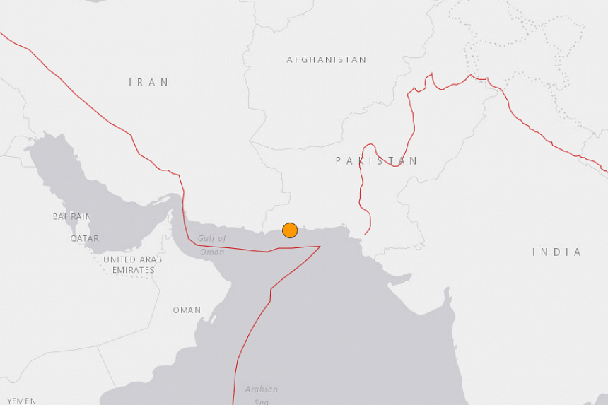 A powerful earthquake measuring 6.4 magnitude at the Richter scale jolted the southwest region of Pakistan early Wednesday morning (Feb 8).