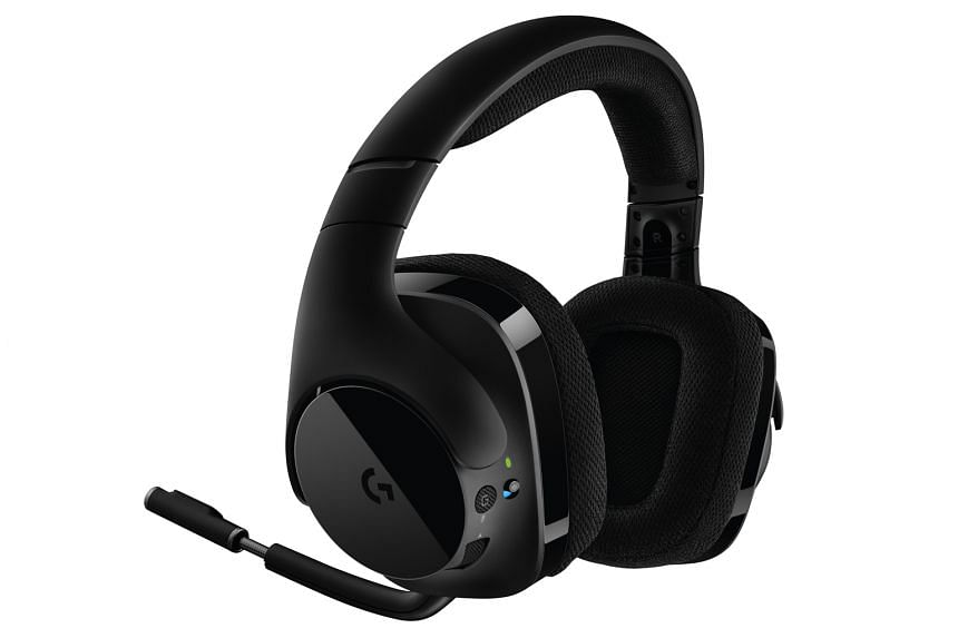 The Logitech G533 wireless gaming headset has great connectivity and good comfort for gaming marathons, with excellent sound quality.