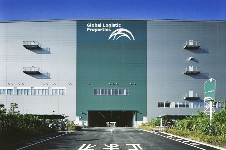 Global Logistic Properties (GLP), the target of a buyout bid led by a Chinese private equity group, reported on Feb 9 a 7.3 per cent drop in net profit.
