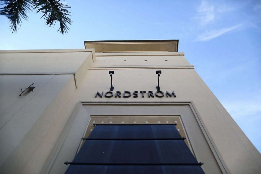 A Nordstrom store is seen in Miami, Florida.