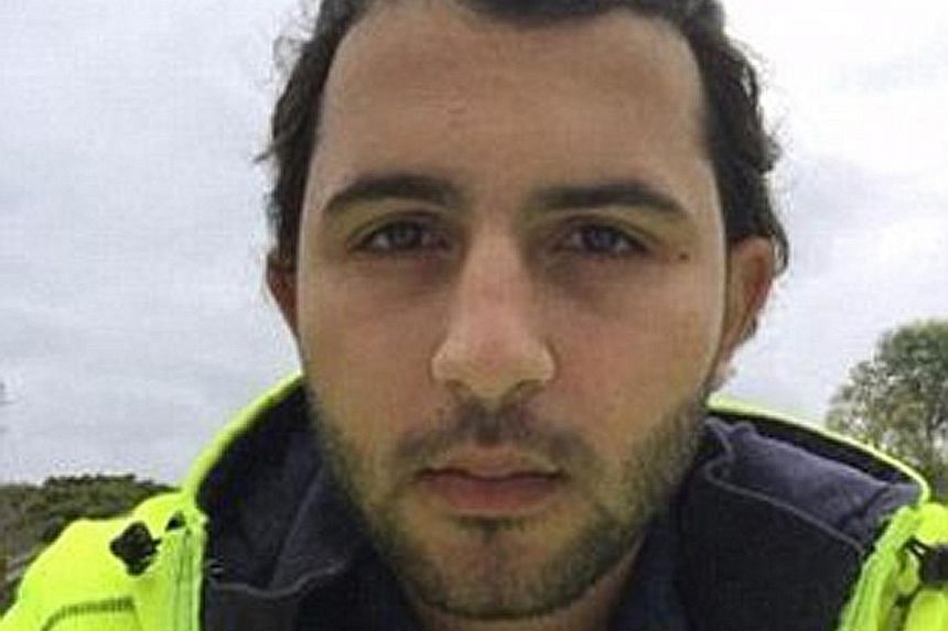 Sameh Bayda (above) and Alo-Bridget Namoa allegedly possessed bomb-making instructions.