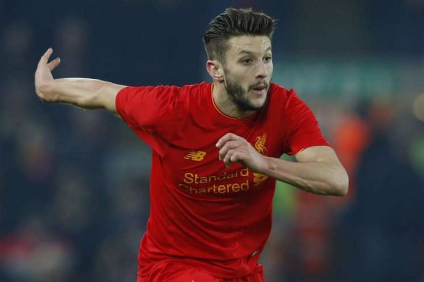 Adam Lallana's representatives are in talks with English Premier League club Liverpool to strike a deal to keep him at Anfield beyond his current contract.