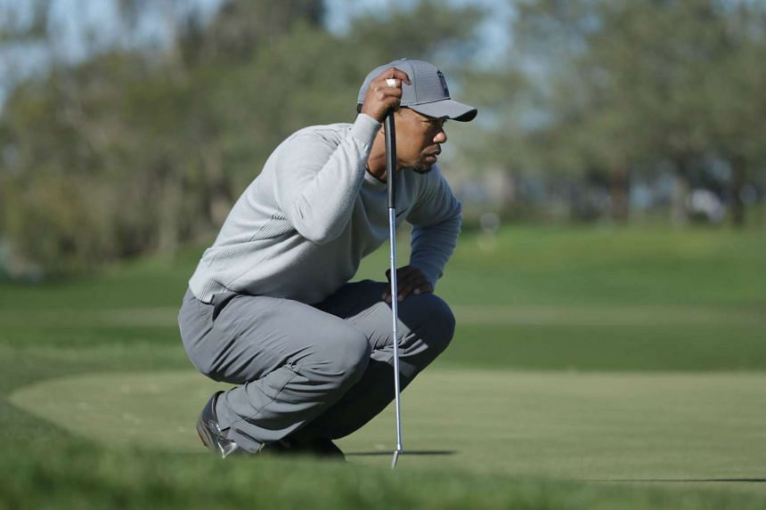 Tiger Woods, a 14-time Major winner, returned from a 16-month injury layoff in December and has slumped to 674 in the world rankings.