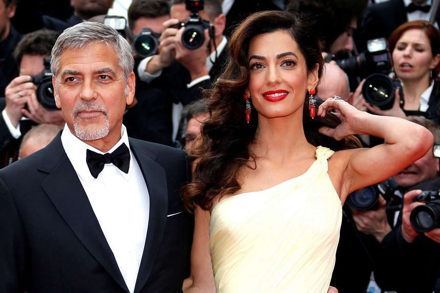 George Clooney and his wife Amal are expecting twins. The pregnancy is the first for the Clooneys, who were married in a lavish Italian wedding ceremony in 2014 after a whirlwind romance.