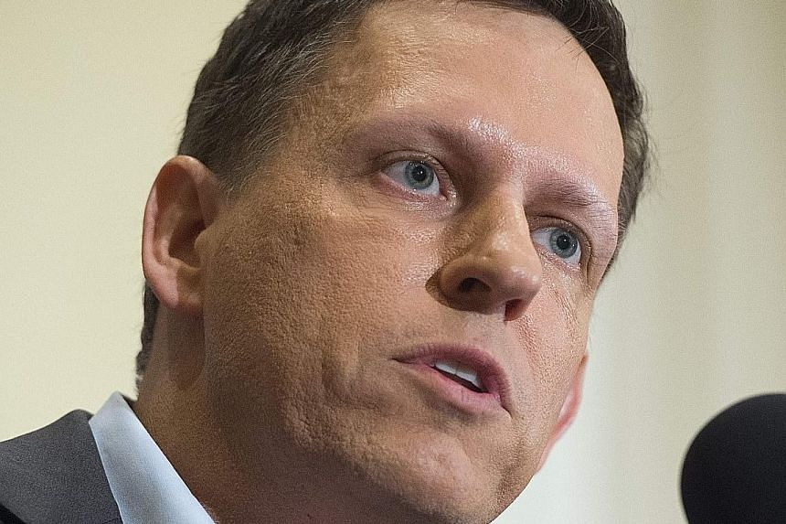 Mr Thiel was granted New Zealand citizenship despite not meeting normal residency requirements.