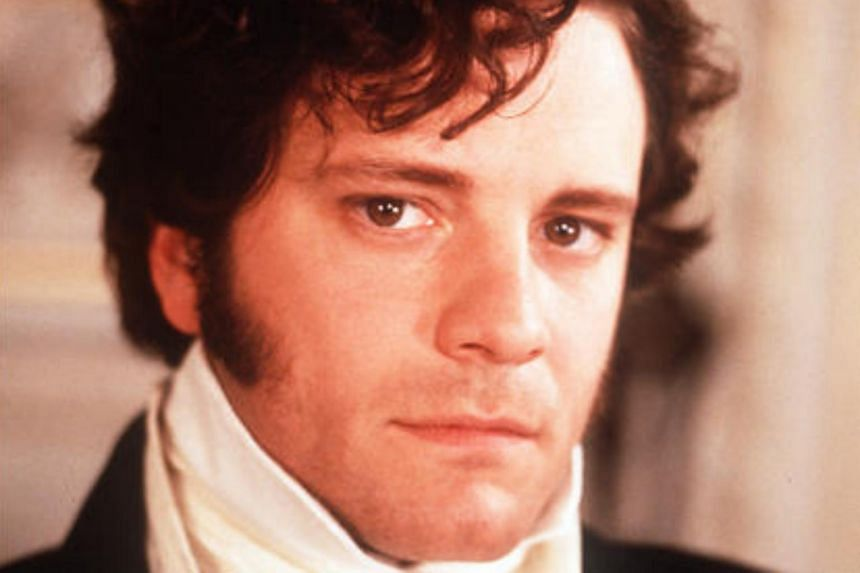 Pride And Prejudice starring Colin Firth as Mr Darcy.