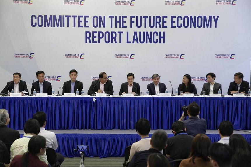 Helping workers acquire and use deep skills was one of the seven strategies spelt out by the Committee on the Future Economy (CFE) yesterday to prepare Singaporeans for upcoming challenges.
