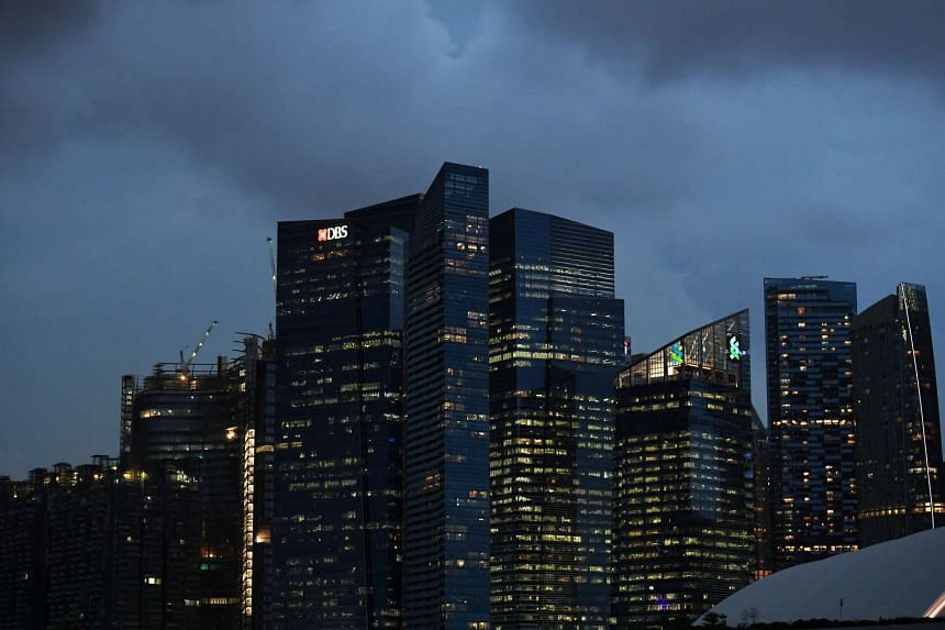 DBS Group Holdings has agreed to sell the 28-storey PwC building at 8 Cross Street for $747 million to Manulife.