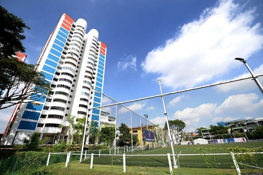 Home United may now use the pitches next to Block 126 Aljunied Road for training and community engagement programmes for limited hours on weekends as well as extended hours on weekdays.