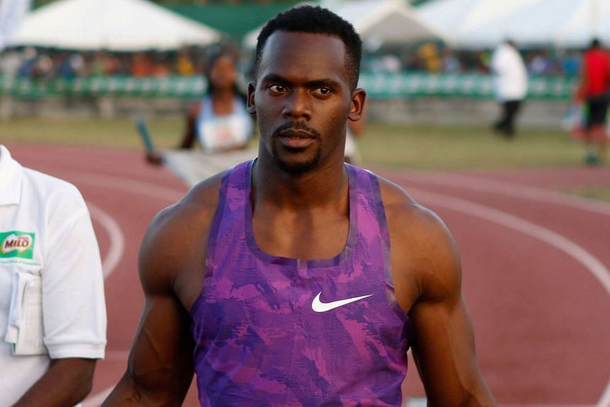 Jamaican sprinter Nesta Carter has his eyes set on the World Championships in August.