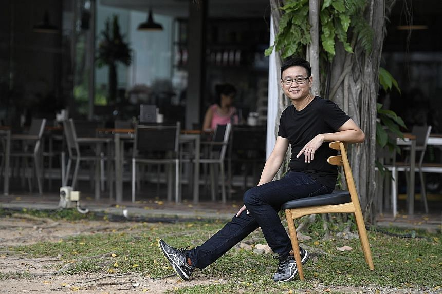 Sonny Liew, creator of The Art Of Charlie Chan Hock Chye, has a studio at Goodman Arts Centre. Since its launch in 2015, the graphic novel has sold about 15,000 copies in Singapore and 8,000 in the United States. It was the first graphic novel to win