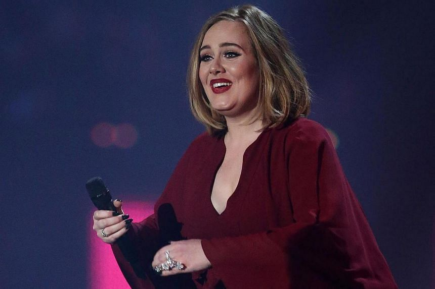 Adele has five Grammy nominations this year for 25, a collection of personal coming-of-age songs including the power ballad Hello.