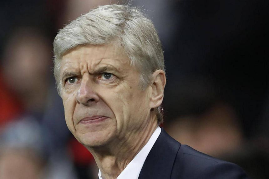 Arsenal manager Arsene Wenger's future had been questioned in the wake of defeats against Watford and Chelsea.
