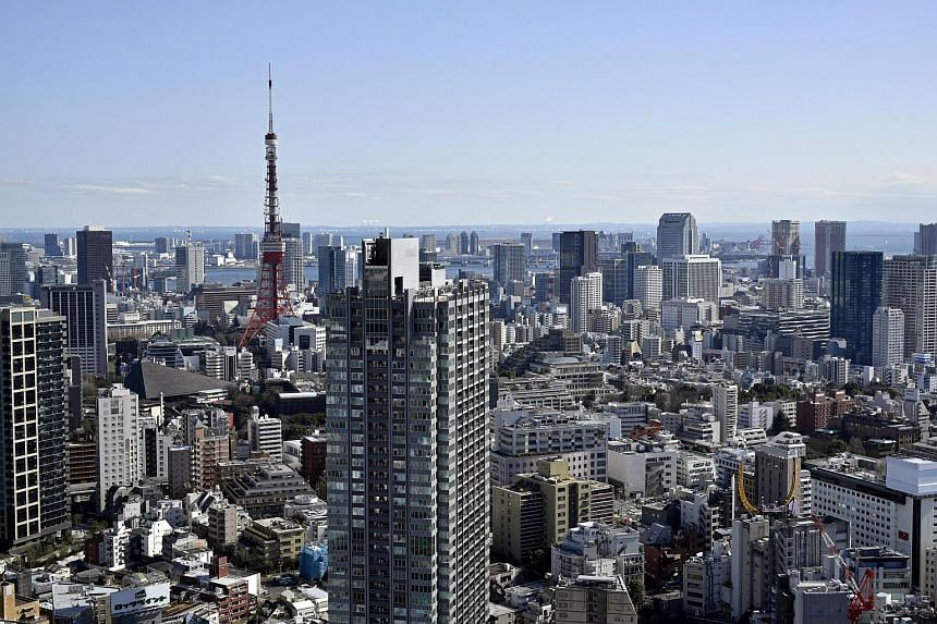 Japan's fourth-quarter growth marked the first time in more than three years that the economy expanded for four consecutive quarters.