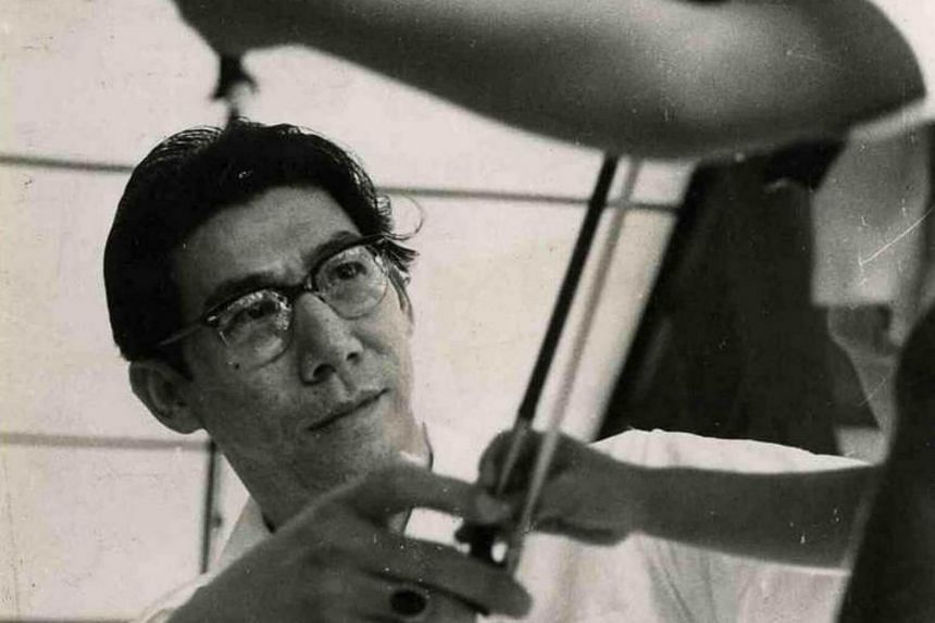 Violinist, conductor, teacher and impresario Goh Soon Tioe died in 1982.