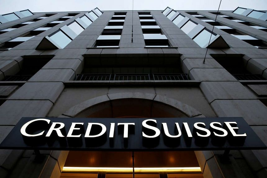 Swiss bank Credit Suisse posted a 2.44 billion Swiss franc (S$3.45 billion) net loss for 2016.