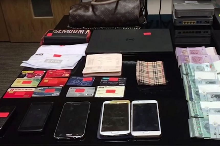 Malaysia and Singapore have arrested 34 individuals in an Internet love scam involving African con men duping victims of RM21.6 million.