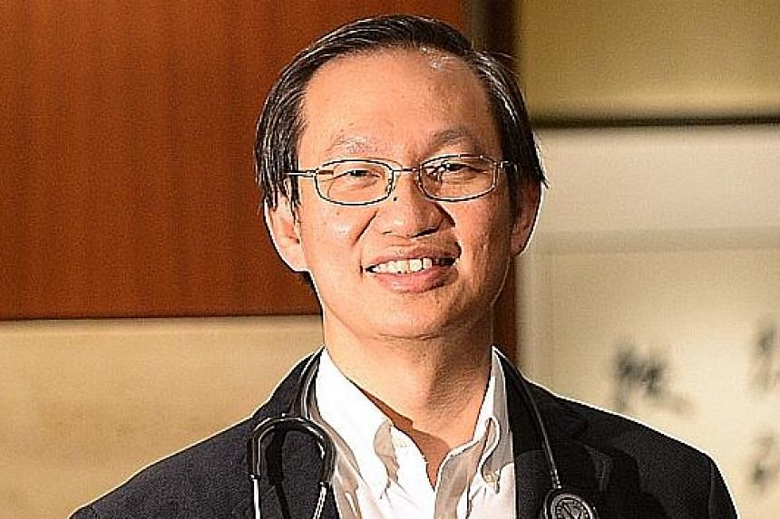 Dr Ang was fined $25,000 last year after a disciplinary tribunal found him guilty of two charges.