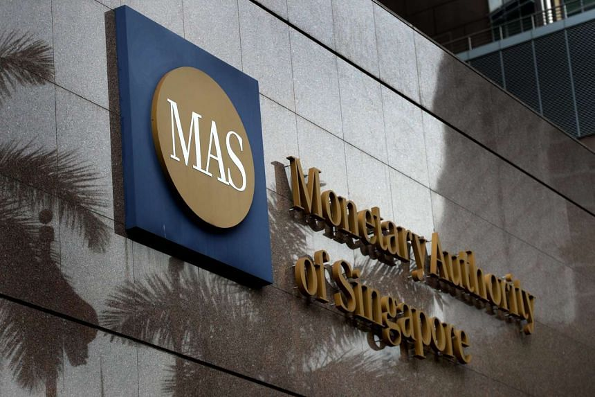 The Monetary Authority of Singapore (MAS) building.