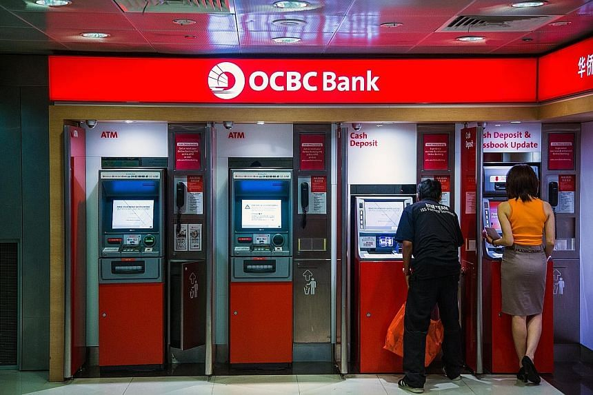 OCBC's net allowances for loans and other assets swelled 57 per cent to $305 million for the quarter to Dec 31, up on the $193 million in the same period a year earlier, due mainly to accounts in the oil and gas support services sector.