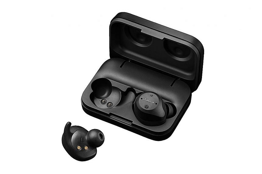 Those looking for a convenient, all-in-one solution for music and workout tracking will be satisfied with the Jabra Elite Sport.