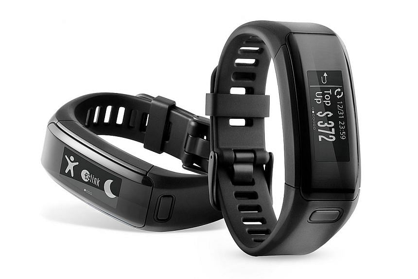 Among other functions, the new Vivosmart HR will urge you to move when you have been sitting for too long.