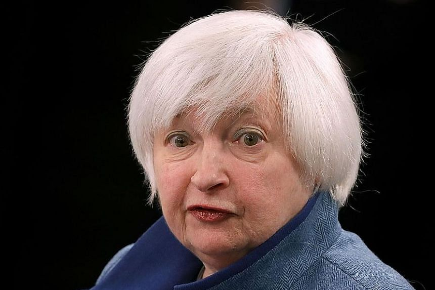Dr Yellen says delaying interest rate increases could leave the Fed's policymaking committee behind the curve and eventually lead it to hike rates quickly, which could cause a recession.