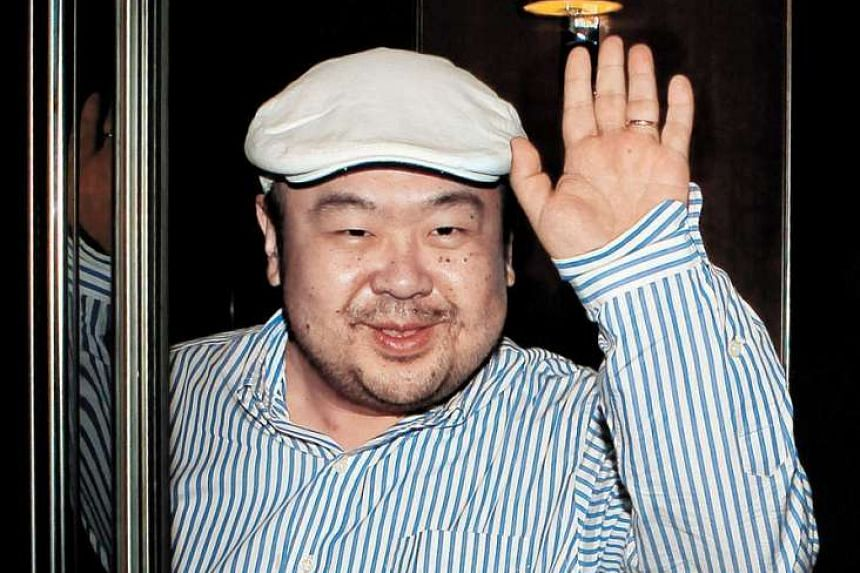 Kim Jong-Nam, the half-brother of North Korean leader Kim Jong-Un.