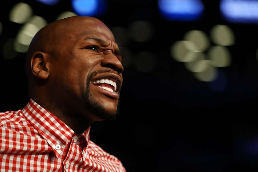 Floyd Mayweather has denied he has made a deal to fight MMA star Conor McGregor.