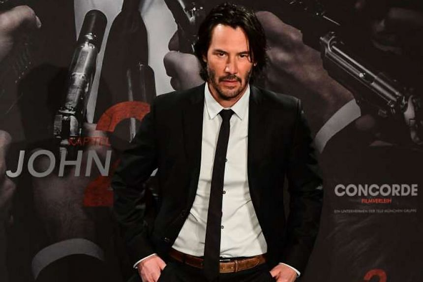 Keanu Reeves' John Wick movies have been money-making successes.