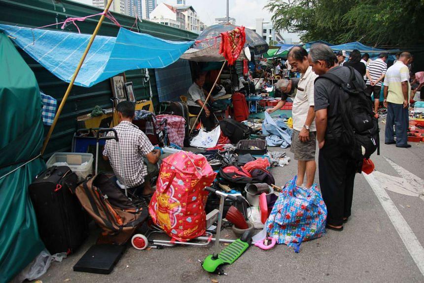 The Sungei Road flea market will cease operations on July 10.